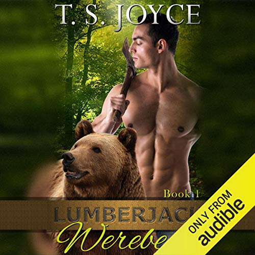 Lumberjack Werebear audiobook cover art