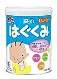 森永はぐくみ 大缶 800g [0ヶ月~1歳 粉ミルク] ラクトフェリン 3種類のオリゴ糖
