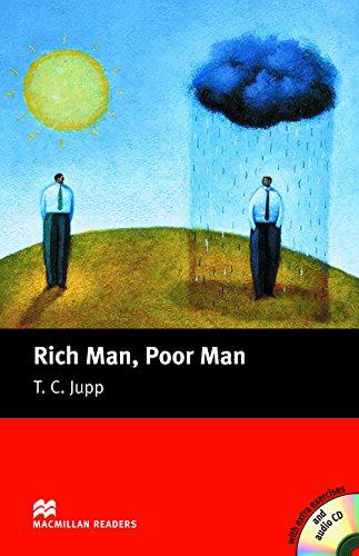Macmillan Readers Rich Man Poor Man Beginner Pack