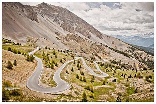 CURVES Frankreich: Band 1: Martigny – Nizza. Route des Grandes Alpes - 4