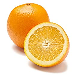 Organic Navel Orange, One Large