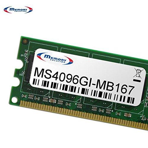 Memorysolution 4GB Gigabyte GA-B85M-HD3, MS4096GI-MB167