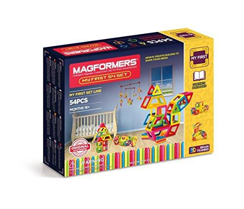 Unbekannt Magformers 702002 63108 Magntic Spielzeug, Mehrfarbig