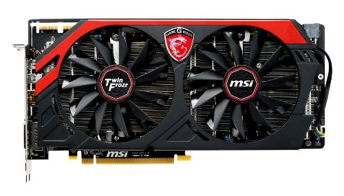 Price comparison product image MSI R9 280 GAMING 3G - Radeon R9 280 Gaming 3072MB GDDR5 PCI-Express Graphics Card