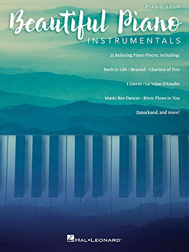 Beautiful Piano Instrumentals (Piano Book): Noten, Sammelband für Klavier
