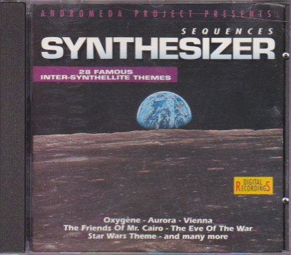 Synthesizer Sequences: 28 Famous Inter-Synthellite Themes