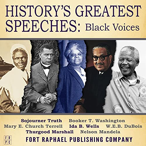 History's Greatest Speeches: Black Voices cover art