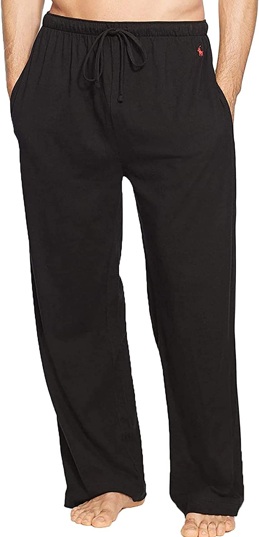 Polo Ralph Lauren Men's Relaxed Fit 100% Cotton Lounge Pant L163