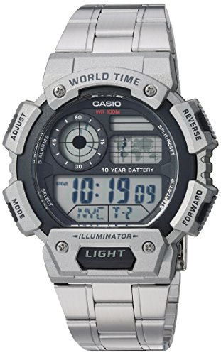 Best digital watches with metal bands