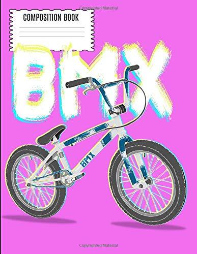 BMX Composition Book: Vintage 80s 90s...
