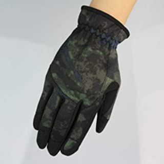 Windproof Winter Gloves, Camouflage Thermal Windproof Warm Winter Sports Gloves,Warm Winter Cycling Motorcycle Outdoor Ski...