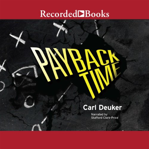 Payback Time audiobook cover art