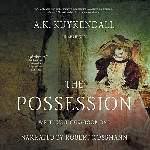 The Possession Audiobook By A.K. Kuykendall cover art