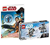 Collectix Lego 75298 Star Wars at-at vs. Tauntaun Microfighters...