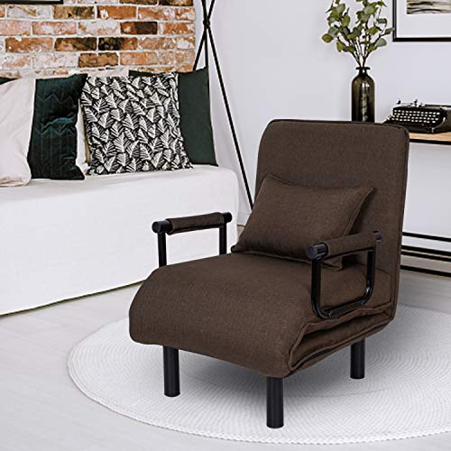 Oristus Small Folding Chaise Lounge