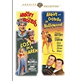 Lost in a Harem / Abbott and Costello in Hollywood [DVD]