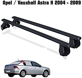 Van /4/Puertas / Baca de 90114091/para Mercedes Benz Citan/ /A Partir de a/ño 2012/hasta Hoy con fixpunkte