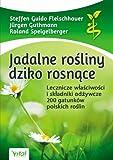 Jadalne rosliny dziko rosnace - Steffen Guido Fleischhauer