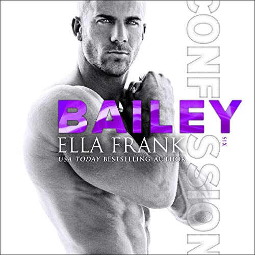 Confessions: Bailey cover art