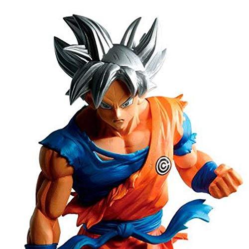 Super Dragon Ball Heroes Masterlise Ultra Instinct Goku Battle Damage Ver Figurine