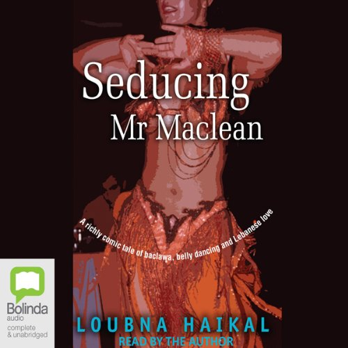 Seducing Mr Maclean audiobook cover art