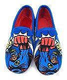 zapatillas casa niño invierno superheroes