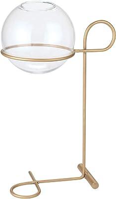 東京堂 シャルムグラス&スタンド L 花器 ベース GG053112 ブラス 金属