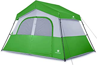 HIKERGARDEN Camping Tent - 6 Person Camping Tent,...