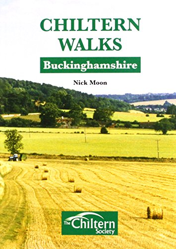 Chiltern Walks Buckinghamshire: v. 2 (Chiltern Walks S.)