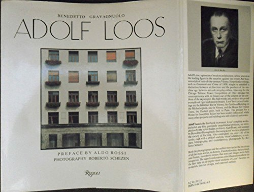 Adolf Loos, theory and works (Idea Books architectural series)