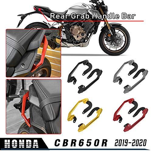 Keenso moto bar barra maniglia per Kawasaki Z650/17/ /18 Alluminio Cnc moto passeggero posteriore Grab bar