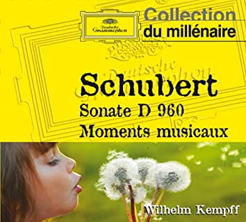 Schubert: Sonate D 960, Moments musicaux