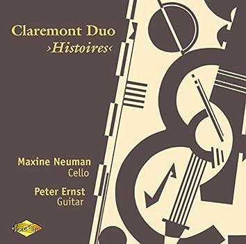 Claremont Duo: Histoires