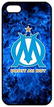 dovebaby Olympique de Marseille iPhone 5/5S Coque,iPhone 5/5S Olympique de Marseille Hard Skin,Olympique de Marseille iPhone 5/5S CellCoque