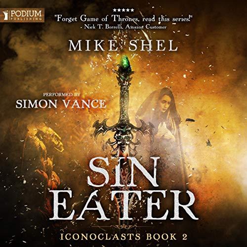 Sin Eater audiobook cover art