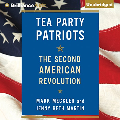 Tea Party Patriots audiobook cover art
