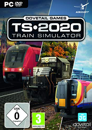 Trainsimulator 2020 - [PC]