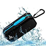 Bluetooth Wireless Speakers Waterproof IPX5 with...