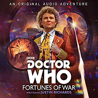 Doctor Who: Fortunes of War Titelbild