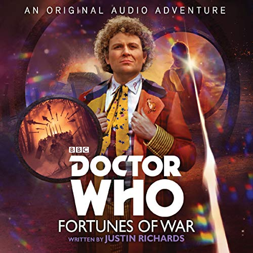 Doctor Who: Fortunes of War cover art
