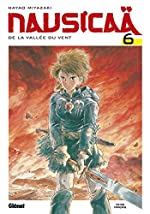 Nausicaä NE - Tome 06 de Hayao Miyazaki
