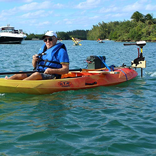 Does A Kayak With A Trolling Motor Need To Be Registered?