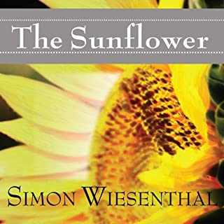 The Sunflower audiobook cover art