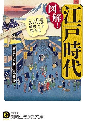 図解!江戸時代―――意外と住みたい?この町と、この時代!