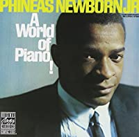 A World Of Piano! by Phineas Newborn Jr. (1991-07-01)
