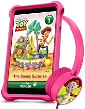 """$159 » Packard Bell Limited Edition Disney 7"""" Kids Tablet with Included Bumper and Headphones."""