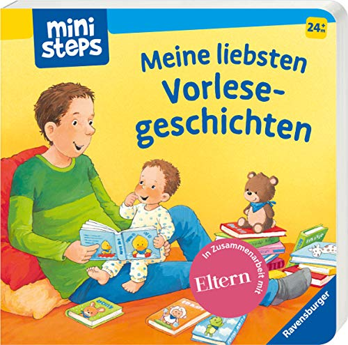 Buchseite und Rezensionen zu 'Meine liebsten Vorlesegeschichten: Ab 24 Monaten (ministeps Bücher)' von Kathrin Lena Orso