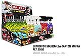 Expositor Carton SOBREMESA MAFRA 44x44x30 CM (Ancho X Alto X Fondo)