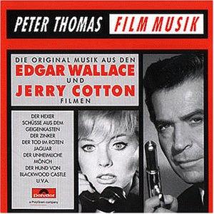 Peter-Thomas-Sound-Orchestra - Film Musik (1 CD-Version)
