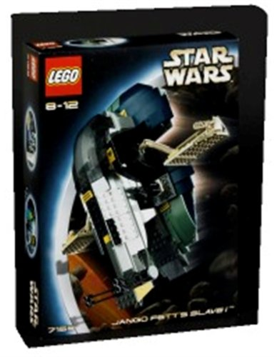 LEGO Star Wars 7153 - Jango Fett's Slave I TM , 358 Teile